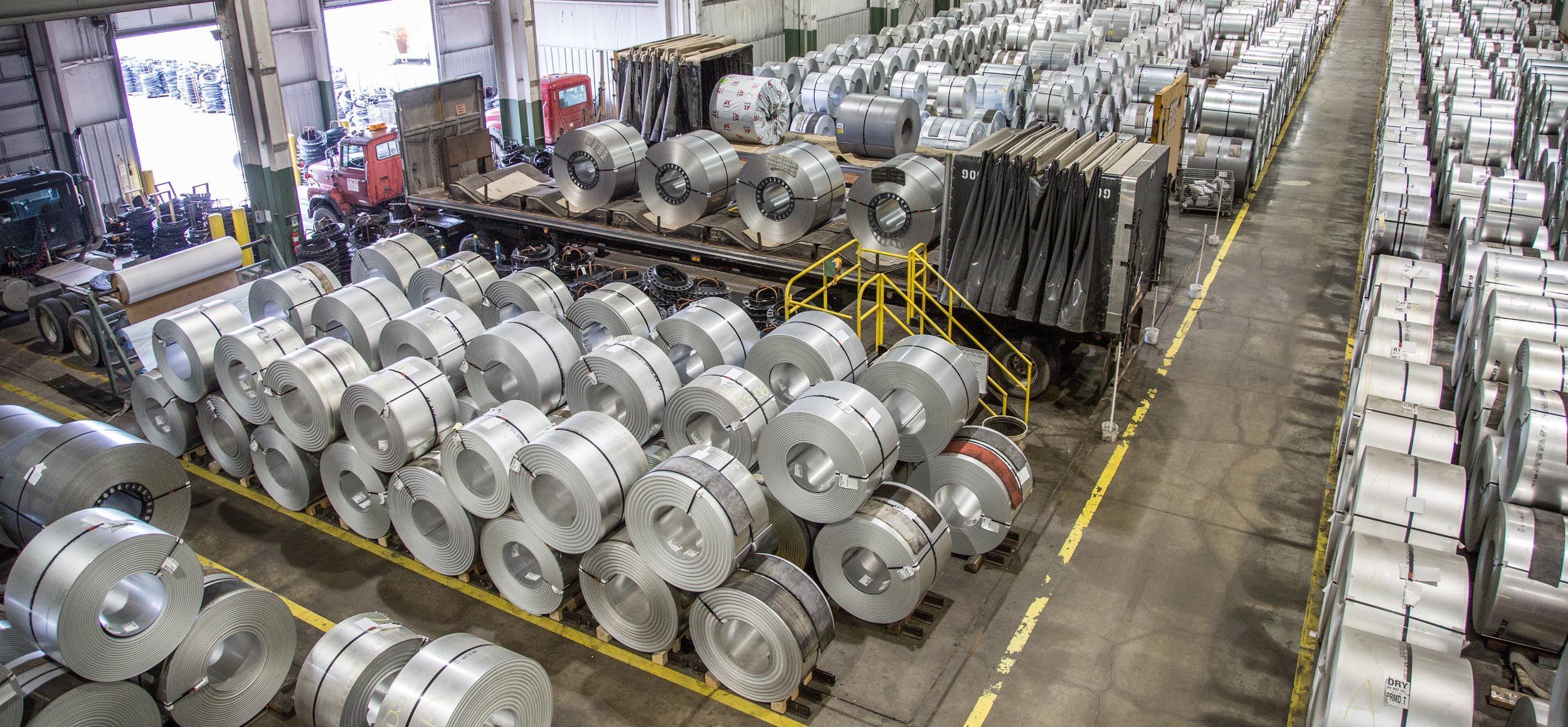 Aliuminio produktų gamyba bei pardavimas