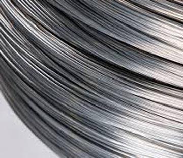 Rostfri ståltråd